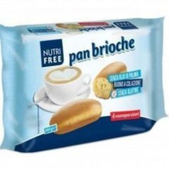 Nt food NUTRIFREE PANBRIOCHE 4X60G