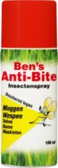 Transparante Ben's Anti-Bite Insectenspray 30% DEET 100ml