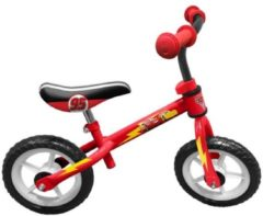 AK Sports Stamp Loopfiets Cars - Loopfiets - Jongens - Rood - 12 Inch