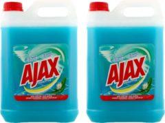Ajax® Ajax Allesreiniger Eucalyptus - 2 x 5L - Voordeelverpakking