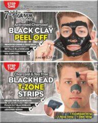 Montagne 7TH Heaven Masker Gezichtsverzorging peel off - 7th heaven masker - Montagne Jeunesse For Men Gezichtsmasker - Masker Gezichtsverzorging Mannen