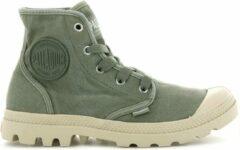 Palladium Pampa Hi dames boot - Groen - Maat 37