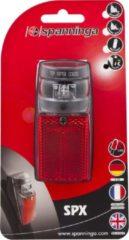 Rode Spanninga achterlicht LED batterij/sensor SPXba 1689710