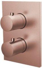 Inbouw Douchekraan Herzbach Design IX Thermostatisch PVD-Coating Koper