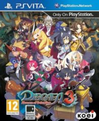 NIS America Disgaea 3 : Absence Of Detention