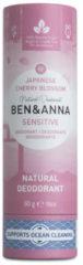 Ben & Anna Deodorant cherry blossom sensitive 60 Gram