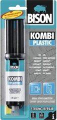 Bison acrylaatlijm Kombi Plastic beige 25ml