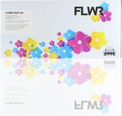 FLWR - Toner / 305A / Magenta - geschikt voor HP