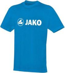 Blauwe Jako - T-Shirt Promo - JAKO blauw - Maat S