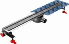 Douchegoot Lineair Wiper 70 cm 700 mm Invisible Slim