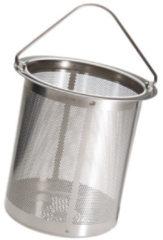 Metaltex Theezeef 6,3 X 6,6 Cm Rvs Zilver