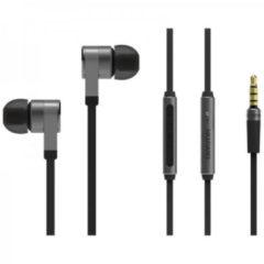 Huawei Technologies Huawei In-Ear Bass Kopfhörer mit Mikrofon AM13 grau - Mikrofon - Stereo 22040265