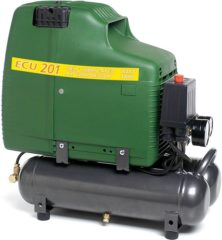 Fiac BY Huvema Olievrije zelfsmerende direct aangedreven luchtcompressor ECU 201