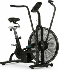 Capital_sports Strike Bike ventilatorweerstand trainingscomputer BT zwart