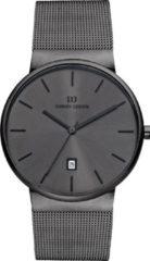 Grijze Danish Design watches edelstalen herenhorloge Tåge All Grey Large IQ64Q971