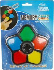 Brain Games breinbreker Memory Light & Sound junior