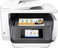 HP OfficeJet Pro 8730 All-in-One Multifunctionele inkjetprinter (kleur) A4 Printen, scannen, kopiëren, faxen LAN, WiFi, Duplex, Duplex-ADF
