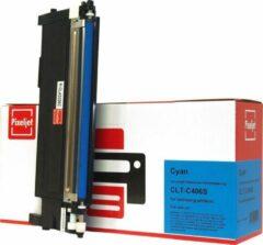 Pixeljet Samsung CLT-C406S Toner Cartridge - Cyaan