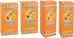 L'Amande Soleil Aftersun Voordeelset : Aftersun crème 150 ml.+ After Sun gezicht 75 ml. + After Swim Shampoo-Douche 250 ml. + Aftersun Bad & Douche crème 250 ml.t.w.v. € 62,80