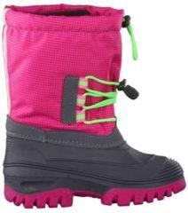 Rosa Winterstiefel 3Q49574K-U874 CMP Pink Fluo