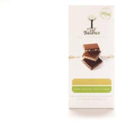 Balance Choco stevia tablet melk pistache 85 Gram