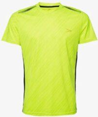 Dutch Pro Dutchy Pro heren voetbal T-shirt - Geel - Maat S