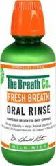 The Breath Co Mondwater - Mild Mint