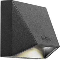 Inlite Wandspotje Mini Wedge Dark 12 volt LED In-lite 10301780