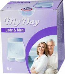 Max Factor My Day Pants Unisex Size M 5 Units