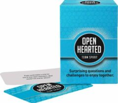 Open Up! Openhearted Team Spirit (Engelstalige versie van Openhartig Team Spirit)