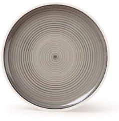 Grijze Villeroy & Boch Manufacture Gris Dinerbord 27 cm