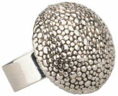 CAMPS & CAMPS - ring - zilverkleur