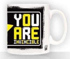 Merchandising GEEK Collection - Mug 325 ml - You Are Invincible