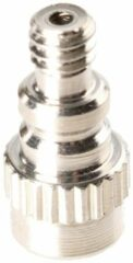 Zilveren M-wave Verloopnippel Av Naar Dunlop