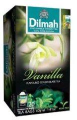 Dilmah thee vanille 12 x 20 zakjes