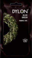 Groene Dylon Textielverf Handwas 34 Olive Green