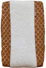 Bruine Witlof For Kids Once Upon Waskussenhoes Hazel Brown / Off White