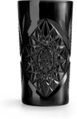 Transparante Longdrink Libbey Hobstar 47 cl - Zwart 12 stuk(s)