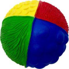 Rode Lanco Toys Lanco sensory Rubberen bijtspeeltje bal Fantasie donker