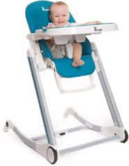 Bo Jungle Kinderstoel B-High Chair Blauw
