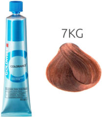 Goldwell - Colorance - Color Tube - 7-KG Middle Copper Gold - 60 ml