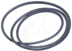 Gehrig Bottichdichtung (mit rundem Profil) für Waschmaschinen 481253058003