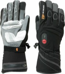 Zwarte 30SEVEN Verwarmde Fietshandschoenen / Motorhandschoenen voor Heren en Dames – Verwarmde handschoenen met Accu – Winterhandschoen Race voor Fietsen en Motor