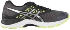 Laufschuhe Gel-Pulse mit Dämpfung 9 T7D3N-9793 Asics Carbon/Silver/Safety Yellow