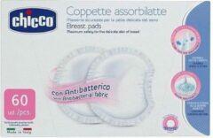 Witte Chicco Antibacterial Absorbent Discs
