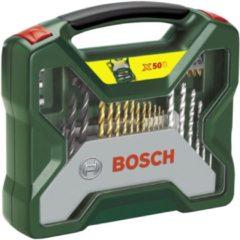 Bosch X-Line Titanium Bohrer- und Schrauber-Set, 50-teilig, Bohrer- & Bit-Satz