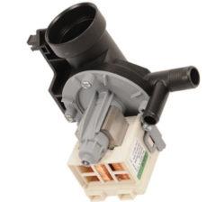Umwälzpumpe (Magnettechnikpumpe mit Pumpenstutzen, 18 Watt) für Waschmaschinen 1240794204