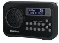 Sangean Electronics Sangean-DPR-67 - Tragbares DAB-Radio DPR67SW