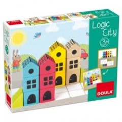 Goula Bouwspel Logic City 49-delig