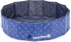 Beeztees Doggy Dip Hondenzwembad - 120 x 120 x 30 cm - Blauw